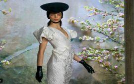 """""""فيرا ونغ"""" تتألق بتشكيلة للعروس لربيع 2020"""