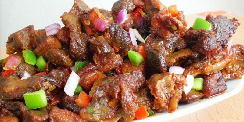 صورة أطباق عيد الأضحى: طريقة تحضير الكبدة والقلب والكليتين