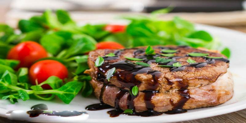 وصفات عيد الأضحى: ستيك مشوي مع صلصة اللحم بالكريمة