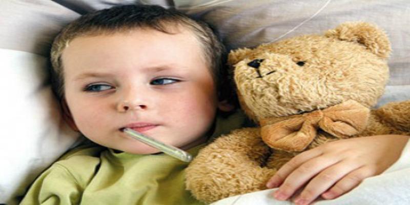 Photo of 4 أمراض شائعة تصيب طفلك