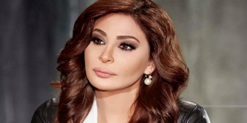 صورة إليسا تكشف سبب وفاة عمتها وتفضح وزارة الصحة اللبنانية -صورة