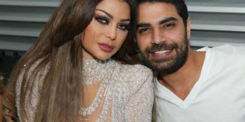 "Photo of تسريب عقد ""زواج"" هيفاء وهبي ومحمد وزيري"