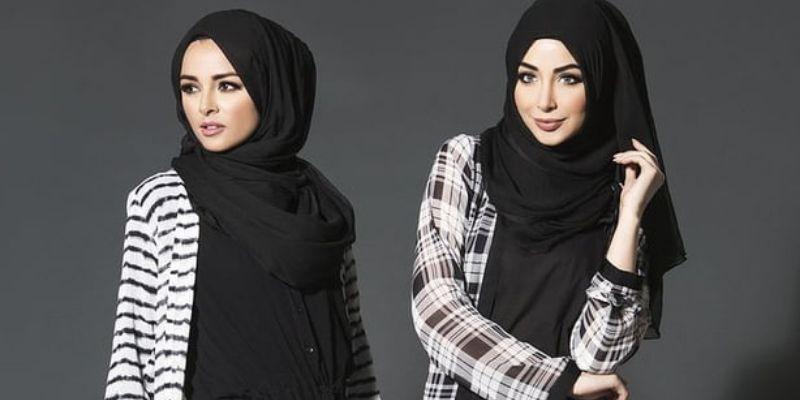 تميزي بصيحات حجاب ملفتة