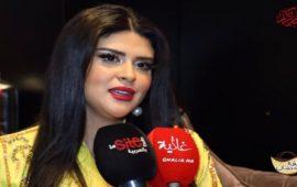 سلمى رشيد تتحدث عن مشاركة زوجها وابنها في عمل فني- فيديو
