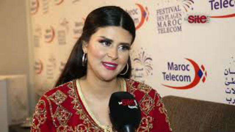 صورة سلمى رشيد عن حملها: أخيرا لقيت إسم ولدي وغانعتزل الغناء- فيديو