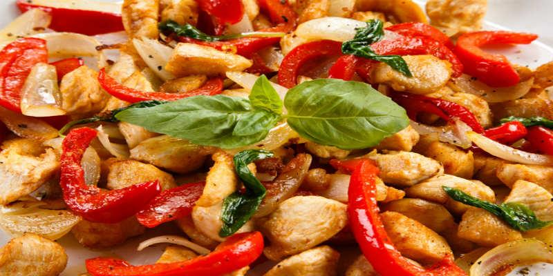 مطبخ غالية: طريقة تحضير الدجاج بالصلصة المكسيكية