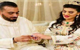 جمهور الفنانة مريم باكوش يشيد بطريقة إحتفالها بزفافها- فيديو