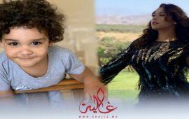 فيديو طريف لهدى سعد ونجلها فارس