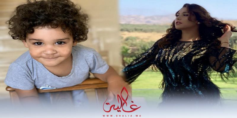 Photo of فيديو طريف لهدى سعد ونجلها فارس