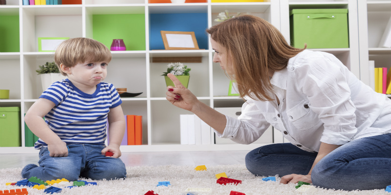 صورة كيف تنجحين في تربية إبنك بدون إجباره على طاعتك؟