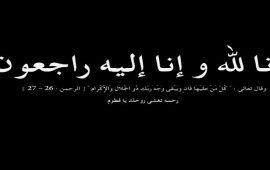 الوسط الفني يفقد هرما من أهرامه