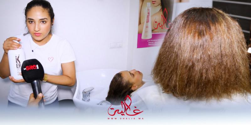 صورة أحدث علاج للشعر المتضرر يقدمه the perfect look الرائد في الجمال