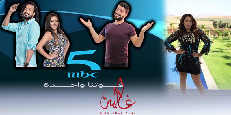"Photo of النجمة هدى سعد تتألق في برنامج ""ساعة سعيدة"""