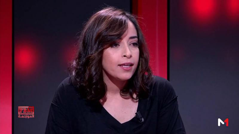 صورة مرة أخرى.. نسرين الراضي تغضب الجمهور المغربي بصورة جديدة – صورة