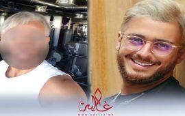 """فنان عربي يقلد """"لوك"""" سعد لمجرد"""