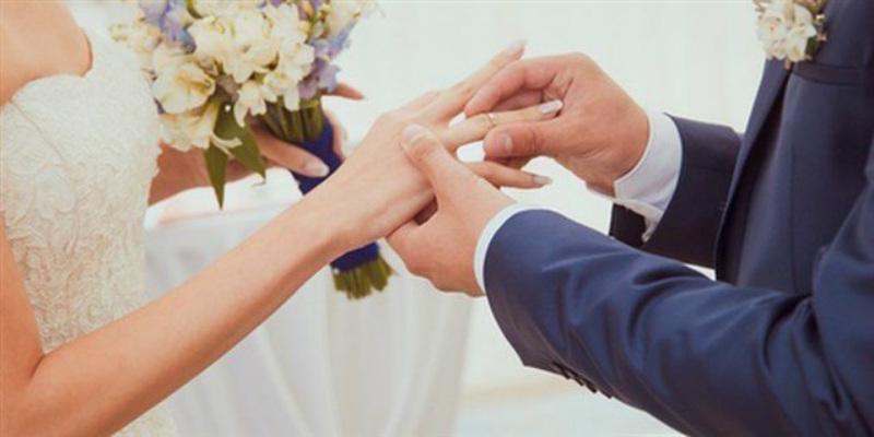 صورة تعرفي على موعد زواجك إنطلاقا من خط يديك