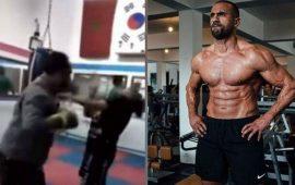 بدر هاري يوجه رسالة قوية للمدرب المغربي معنف الفتاة في صالة الرياضة- فيديو