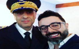 بعد أغاني الحب.. أحمد شوقي يتغنى بالأمن الوطني