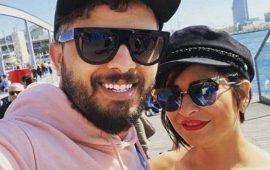 حاتم عمور يكشف عن جديد الحالة الصحية لزوجته