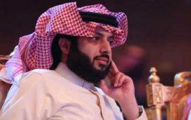 تركي آل الشيخ يتغزل بإعلامية مشهورة