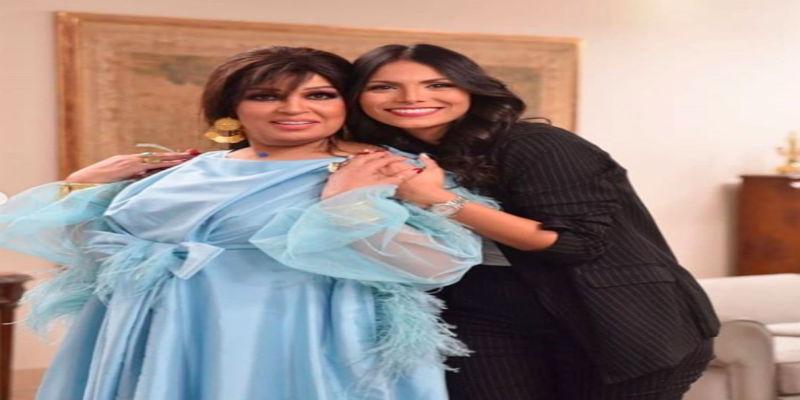 Photo of زينب عبيد تنتهي من تصوير برنامجها في MBC