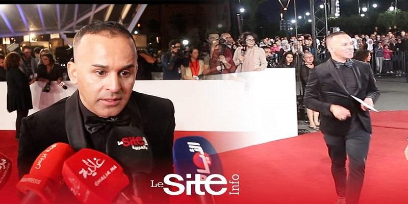 صورة بالفيديو.. يوسف أوزلال يقصف منتقدي أزياء الفنانات المغربيات ويصرح: معندهم ميدار