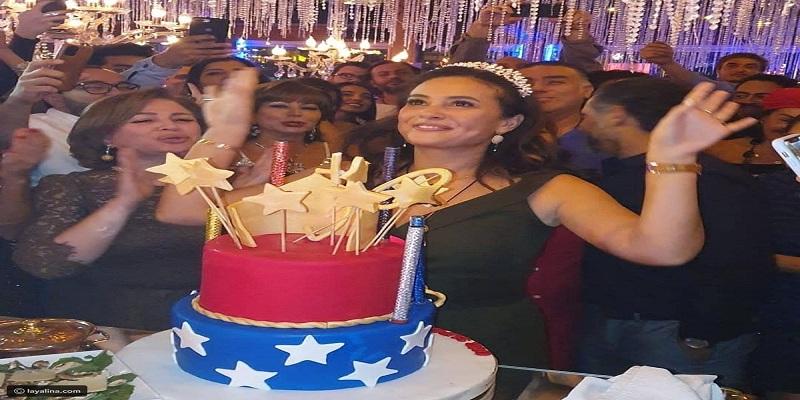 Photo of مفاجأة من زوج هند صبري في عيد ميلادها