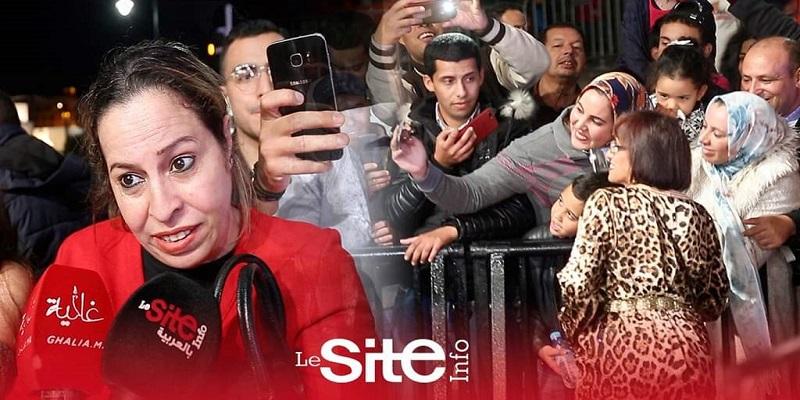 صورة ثريا جبران تثير إعجاب محبيها وترفع الدعاء لهم -فيديو