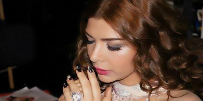 Photo of قبلة صابر الرباعي لأصالة تثير إعجاب نشطاء مواقع التواصل الإجتماعي