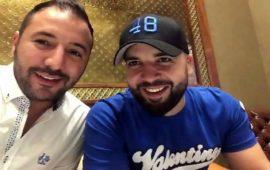 """الدوزي يفاجئ صديقه الكوميدي """"إيكو""""- فيديو"""