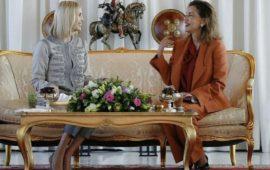 ابنة الرئيس الأمريكي تبهر المغاربة بإطلالها في المغرب- صور