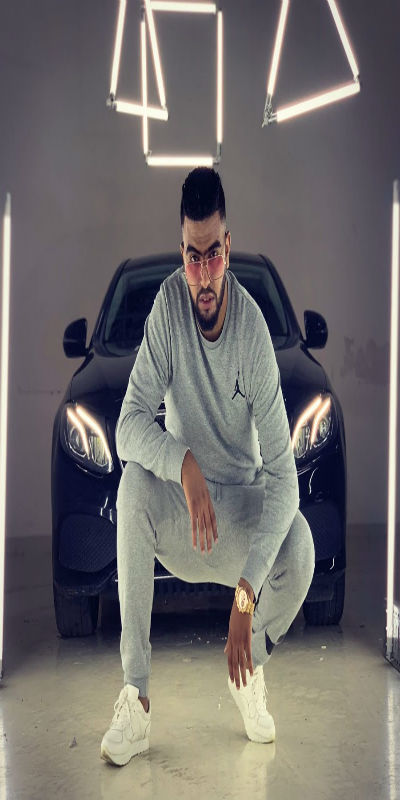 "Photo of نجم الراب البنج يتضامن مع ""السكيزوفرينين"""