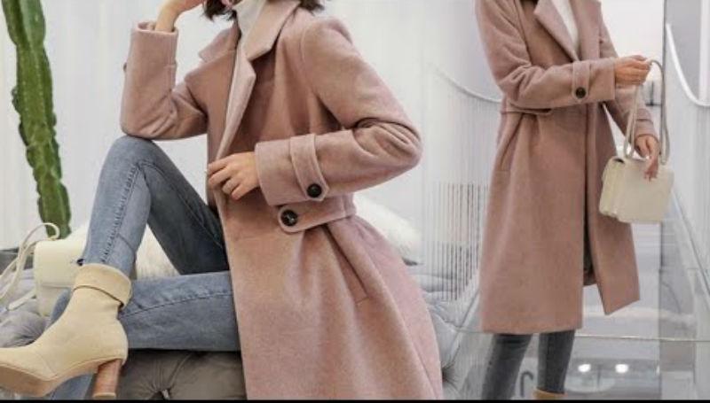 Photo of إختاري معطفك من تشكيلة موسم شتاء 2020- صور
