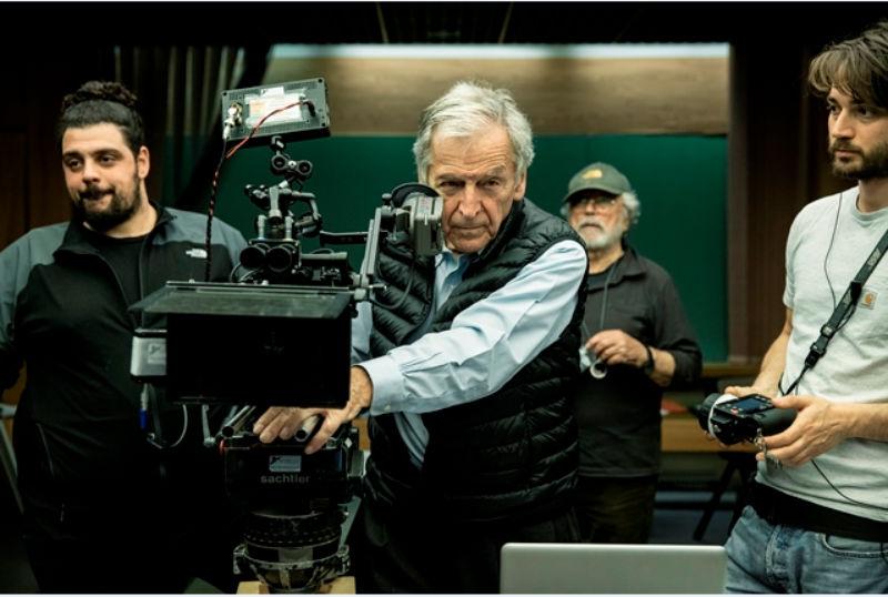 صورة المخرج العالمي كوستا كافراس ضيف مدينة مراكش