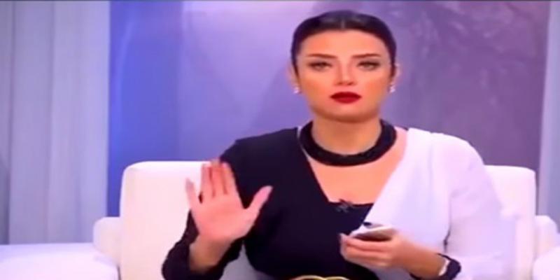 """صورة بسبب """"البلوك"""".. رضوى الشربيني توجه رسالة إلى ياسمين عبد العزيز"""