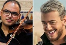 """بعد مشكل حذف أغنية """"السلام"""".. هشام التلمودي يكشف حقيقة خلافه مع سعد لمجرد- فيديو"""