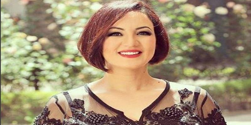 Photo of سناء عكرود تخرج عن صمتها بخصوص صورة منسوبة لها -صورة