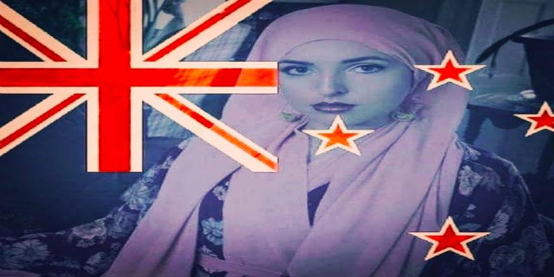 "Photo of مغنية أمريكية ترتل ""آية الكرسي"""