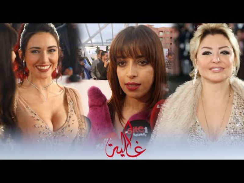 Photo of إطلالات مثيرة على البساط الأحمر في مهرجان مراكش.. وبشرى أهريش توجه رسالة لفركوس- فيديو