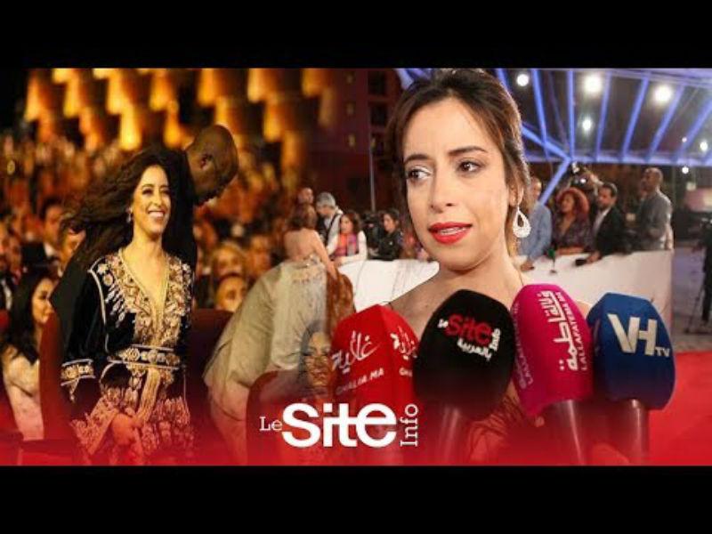 صورة بعد سقوطها بمهرجان.. نسرين الراضي ترد- فيديو