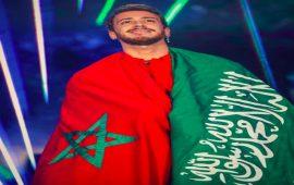 بعد نجاح حفله بالسعودية.. سعد لمجرد يزف خبرا سعيدا للمغاربة