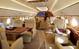 ضبط أسلحة ومخدرات في طائرة خاصة بفنان عالمي