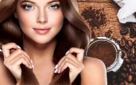 وصفة طبيعية بمسحوق القهوة لحصولك على شعر لامع وصحي