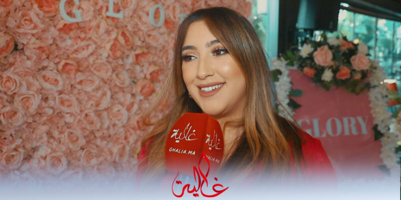 Photo of المؤثرة ندى اليماني تطلق علامة تجارية خاصة بمستحضرات التجميل-  فيديو