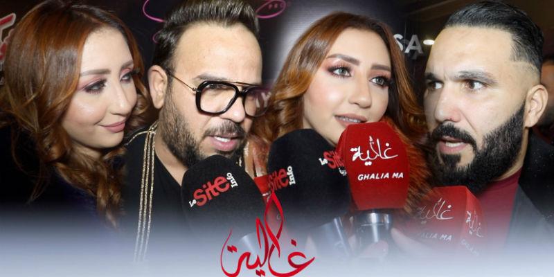 """Photo of بحضور ألمع النجوم المغاربة.. صفاء وهناء تحتفلان بنجاح """"خوكم""""- فيديو"""