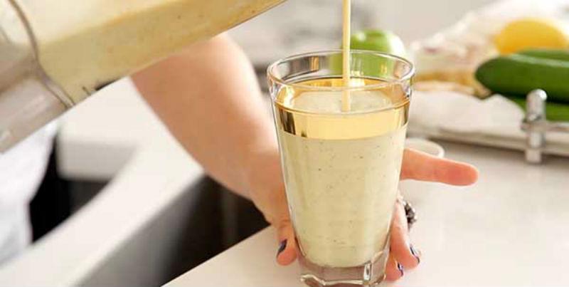 صورة مشروب طبيعي لعلاج نزلات البرد
