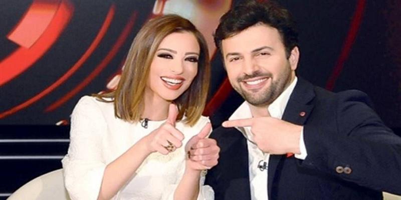 صورة شائعة الطلاق تلاحق تيم حسن وزوجته وفاء الكيلاني-صور-