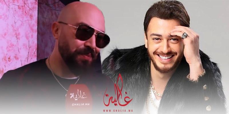 "Photo of وشمة لـ""غالية"":أغنيتي فيها شوية ديال الكلاش وسعد لمجرد إنسان قبل ما يكون فنان-فيديو"