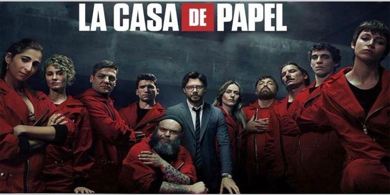 """هذا موعد عرض الجزء 4 من """"La Casa De Papel"""""""