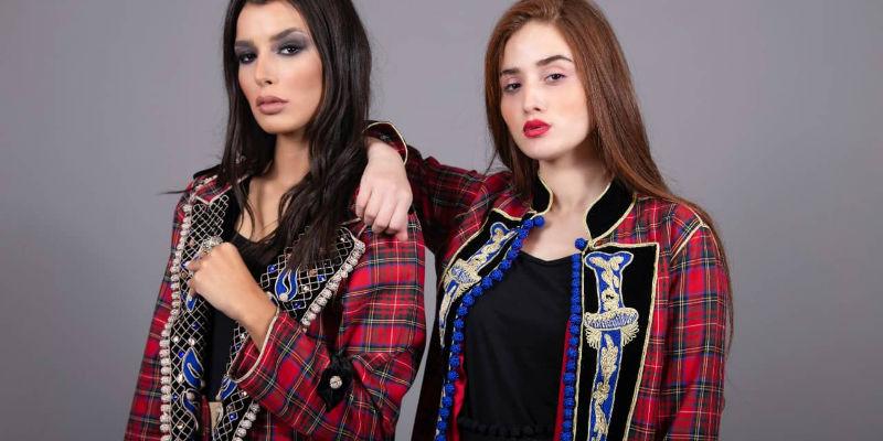 Photo of سميرة السباعي ومريم بومزيل تبتكران أزياء عصرية بلمسة تقليدية في Unik25″- صور